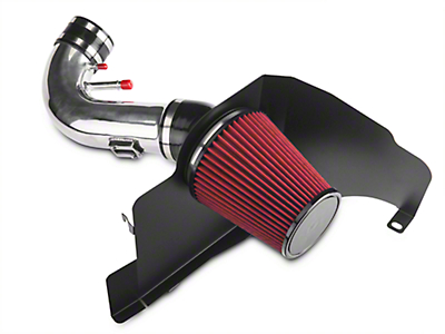 SR Performance Cold Air Intake - Polished (11-14 GT)