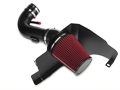 SR Performance Cold Air Intake - Black (11-14 GT)