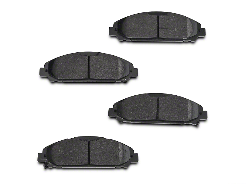 Hawk Performance Ceramic Brake Pads - Front Pair (15-20 Standard EcoBoost, V6)