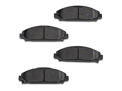 Hawk Performance Ceramic Brake Pads - Front Pair (15-19 Standard EcoBoost, V6)