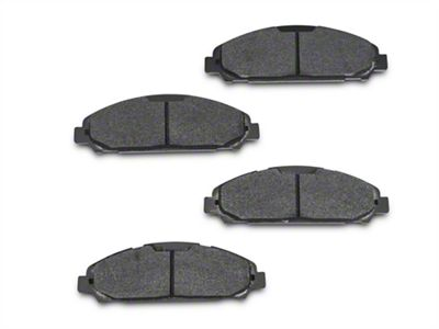 Hawk Performance HP Plus Brake Pads - Front Pair (15-19 Standard EcoBoost, V6)