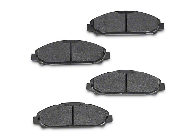 Hawk Performance HP Plus Brake Pads - Front Pair (15-18 Standard EcoBoost, V6)