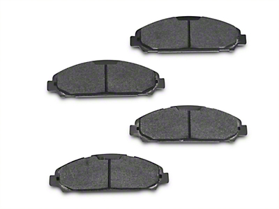 Hawk Performance HP Plus Brake Pads - Front Pair (15-18 Standard EcoBoost, V6)