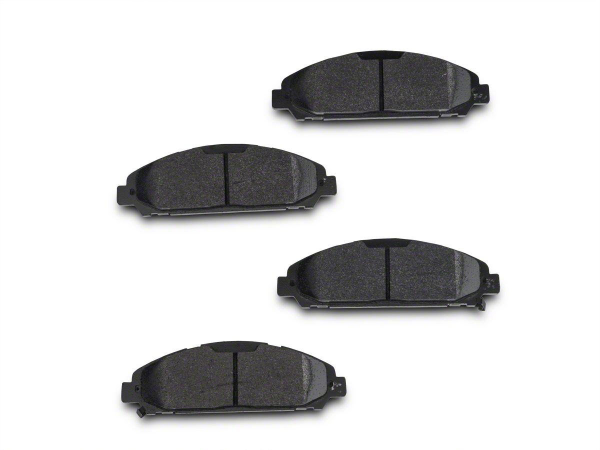 Hawk Performance HPS 5 0 Brake Pads - Front Pair (15-20 Standard EcoBoost,  V6)
