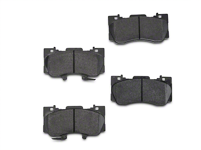 Hawk Performance HPS Brake Pads - Front Pair (15-17 Standard GT, EcoBoost w/ Performance Pack)