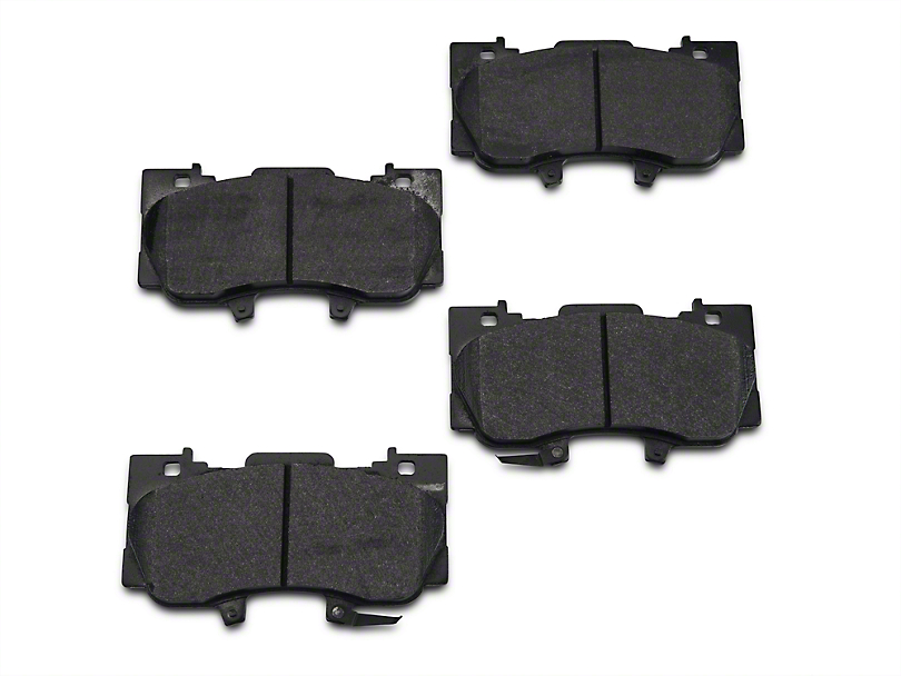 Hawk Performance Street/Race Brake Pads - Front Pair (15-18 Standard GT, EcoBoost w/ Performance Pack)
