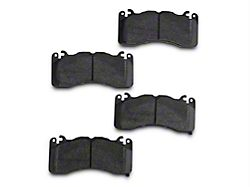 Hawk Performance Ceramic Brake Pads; Front Pair (15-20 GT w/ Performance Pack)