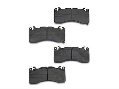 Hawk Performance HP Plus Brake Pads - Front Pair (15-19 GT w/ Performance Pack)