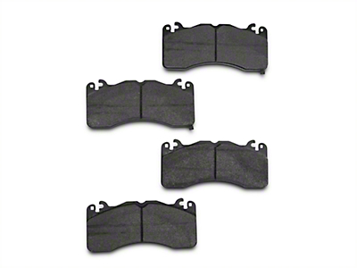 Hawk Performance HP Plus Brake Pads - Front Pair (15-17 GT w/ Performance Pack)