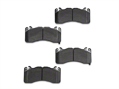 Hawk Performance Street/Race Brake Pads - Front Pair (15-17 GT w/ Performance Pack)
