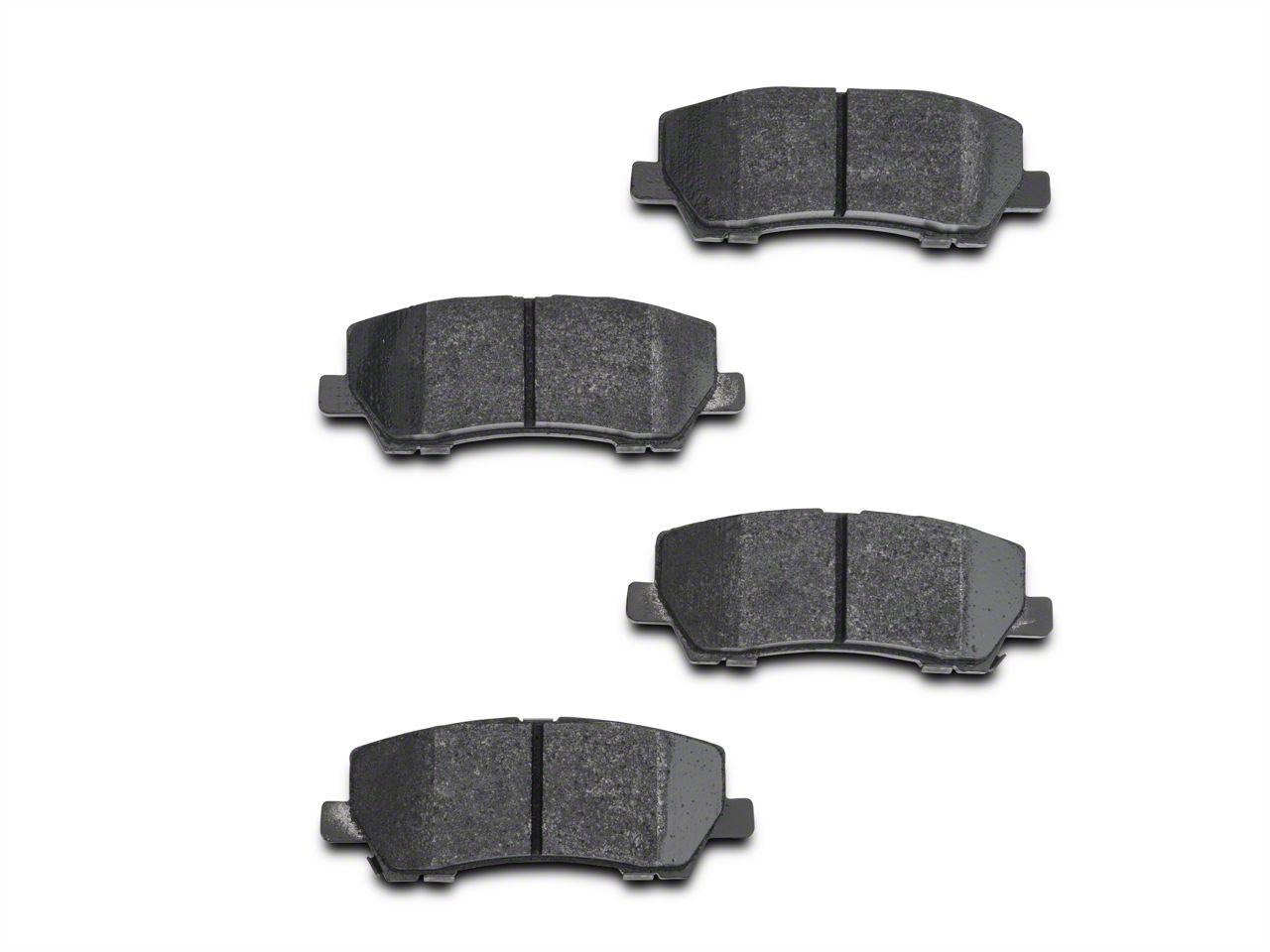 Hawk Performance Ceramic Brake Pads - Rear Pair (15-19 GT, EcoBoost, V6)