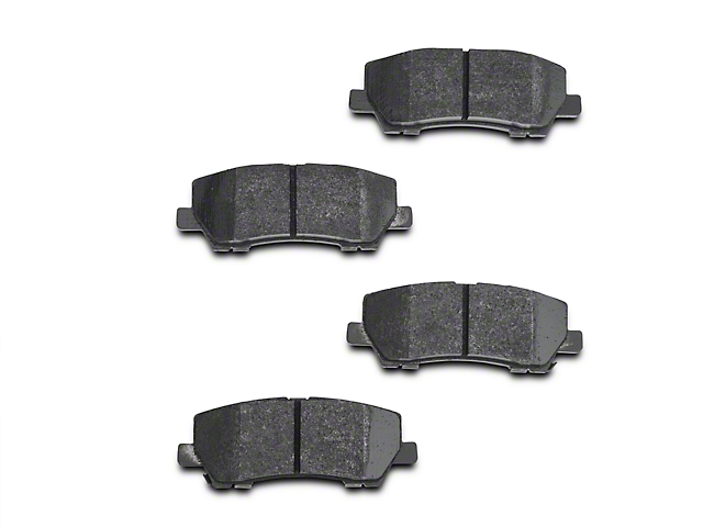 Hawk Performance Ceramic Brake Pads - Rear Pair (15-19 GT, EcoBoost, V6)