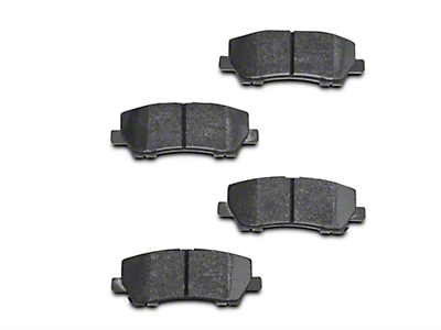 Hawk Performance Ceramic Brake Pads - Rear Pair (15-18 GT, EcoBoost, V6)
