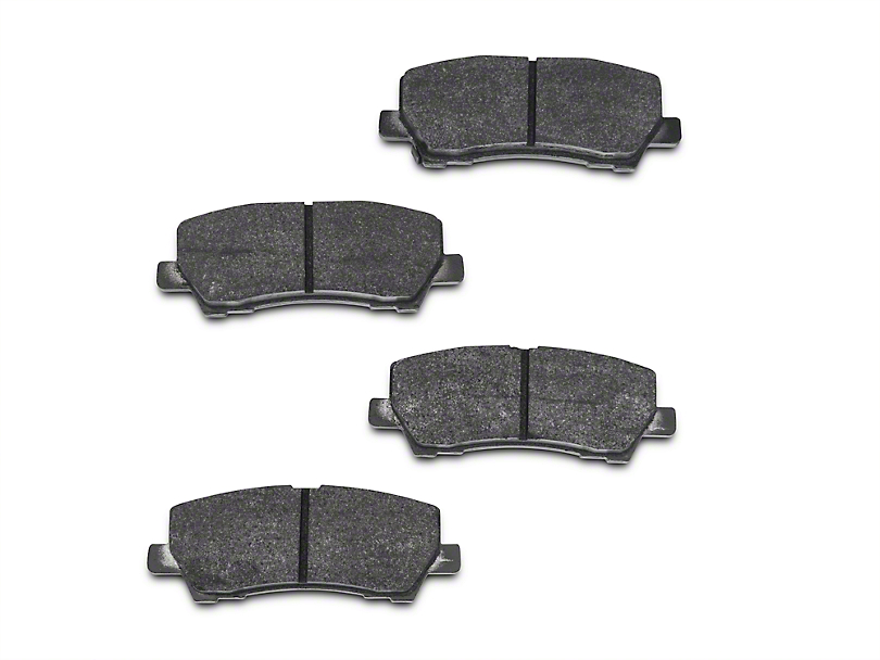 Hawk Performance HP Plus Brake Pads - Rear Pair (15-19 GT, EcoBoost, V6)