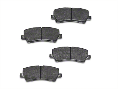 Hawk Performance HP Plus Brake Pads - Rear Pair (15-17 GT, EcoBoost, V6)