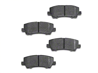 Hawk Performance Street/Race Brake Pads - Rear Pair (15-18 GT, EcoBoost, V6)