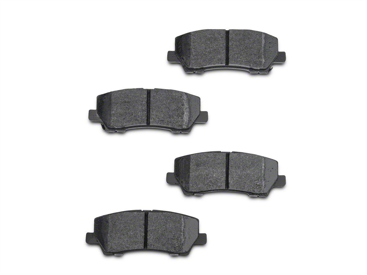 Hawk Performance HPS 5.0 Brake Pads - Rear Pair (15-19 GT w/ Performance Pack)