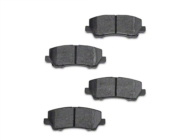 Hawk Performance HPS 5.0 Brake Pads; Rear Pair (15-20 GT w/ Performance Pack)