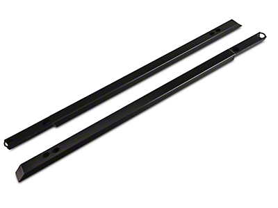 J&M IRS Support Jacking Rail - Black (15-18 All)