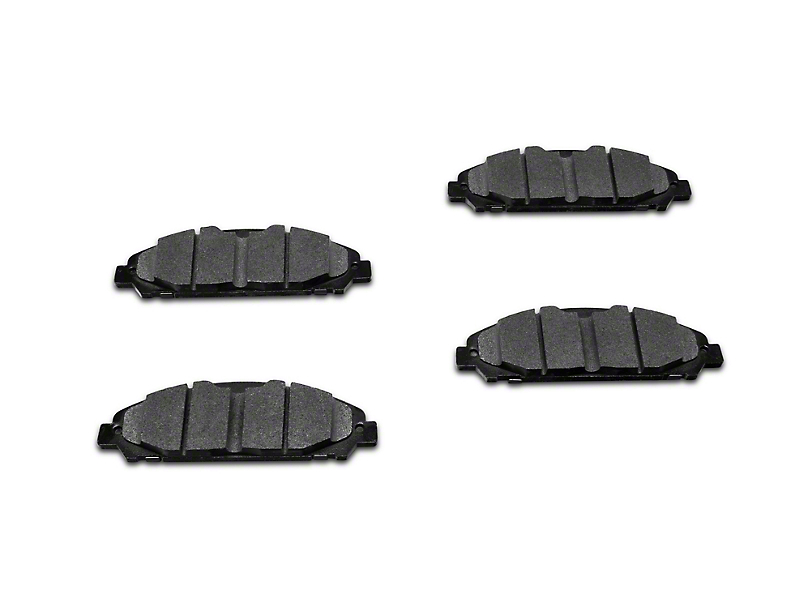 Xtreme Stop Carbon Graphite Brake Pads - Front Pair (15-19 Standard EcoBoost, V6)