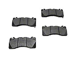 Xtreme Stop Carbon Graphite Brake Pads; Front Pair (15-20 GT w/ Performance Pack)