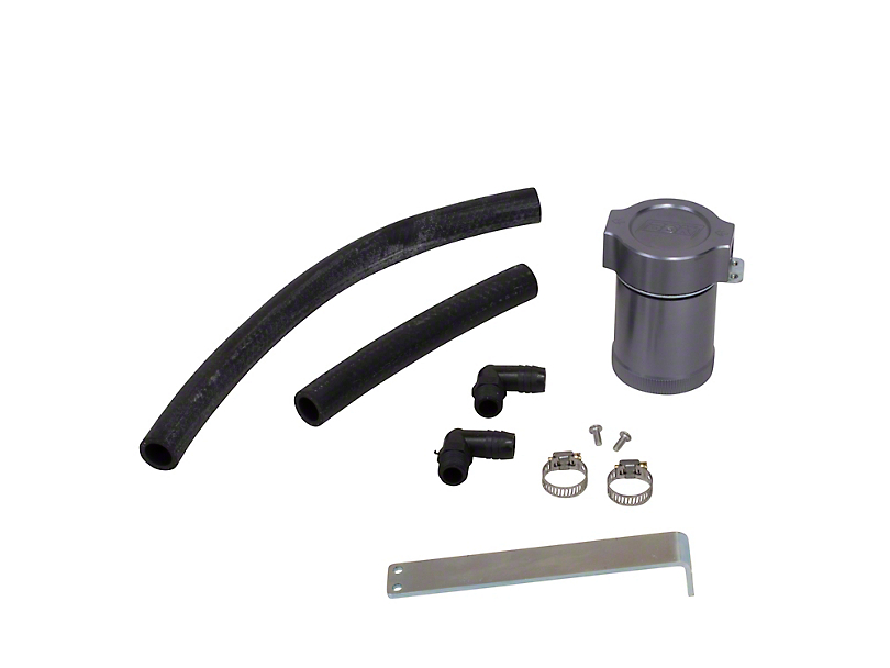 BBK Titanium Oil Separator - Passenger Side (11-17 V6)