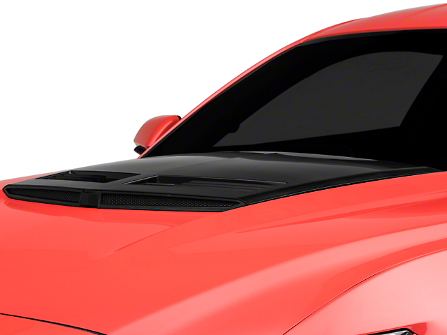 MP Concepts Hood Scoop with LED Lighting (15-17 GT, EcoBoost, V6)