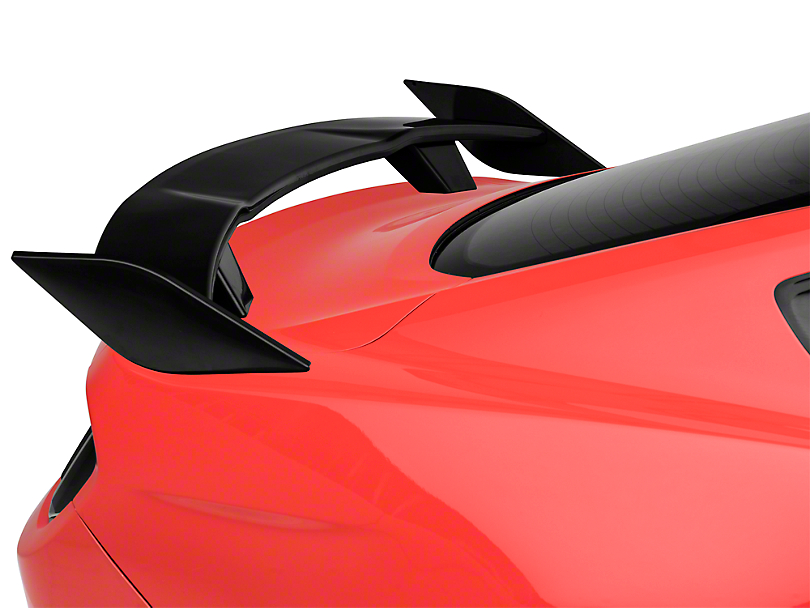 MP Concepts Rear Spoiler w/ LED Lighting (15-18 Fastback)