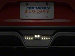 MP Concepts LED Reverse Light; Smoked (15-17 All)