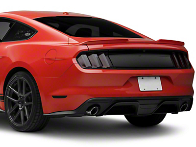 MP Concepts Full Replacement Decklid Panel - Gloss Black (15-18 All)