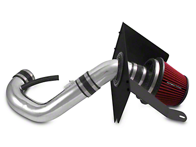 Spectre Performance Cold Air Intake - Clear Anodized (05-09 V6)