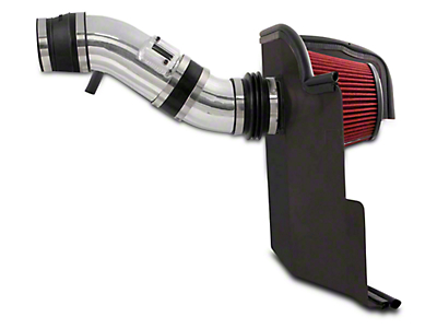 Spectre Performance Cold Air Intake - Polished (11-14 V6)