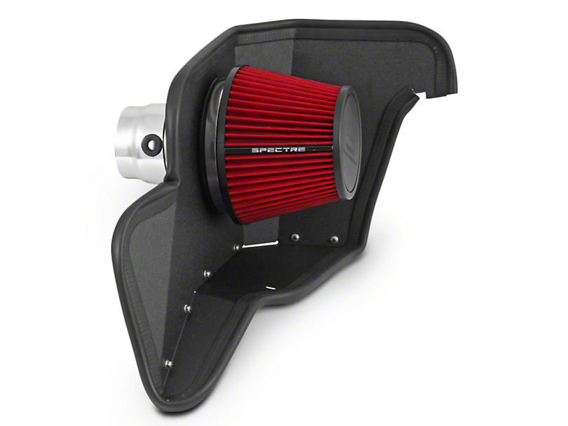 Spectre Performance Cold Air Intake - Polished (15-17 EcoBoost)