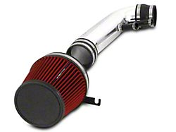 Spectre Performance Cold Air Intake; Clear Anodized (96-04 GT)