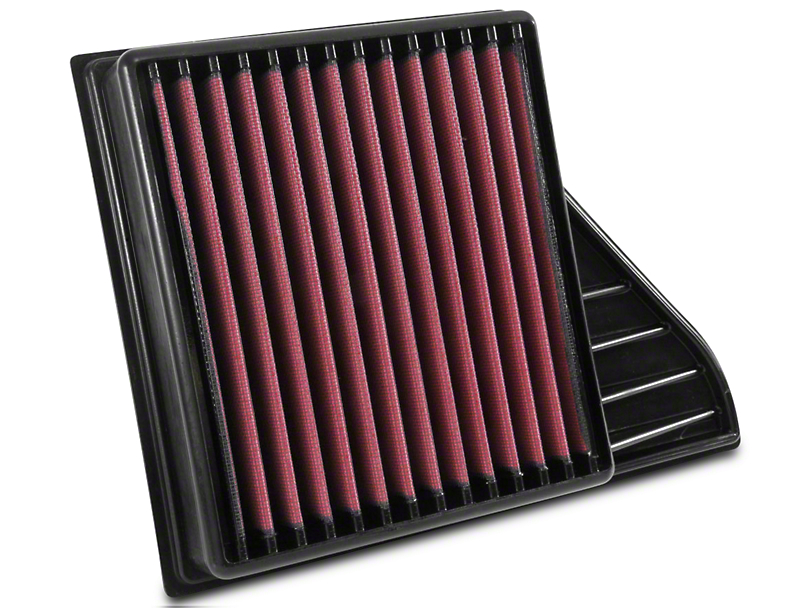 Airaid Direct Fit Replacement Air Filter - SynthaFlow Oiled Filter (10-14 GT; 12-13 BOSS 302; 11-14 V6)