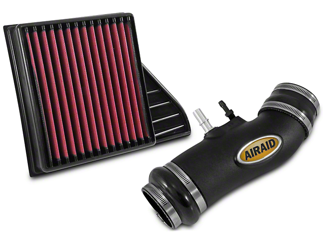 Airaid Jr. Intake Tube Kit w/ SynthaFlow Oiled Filter (11-14 V6)