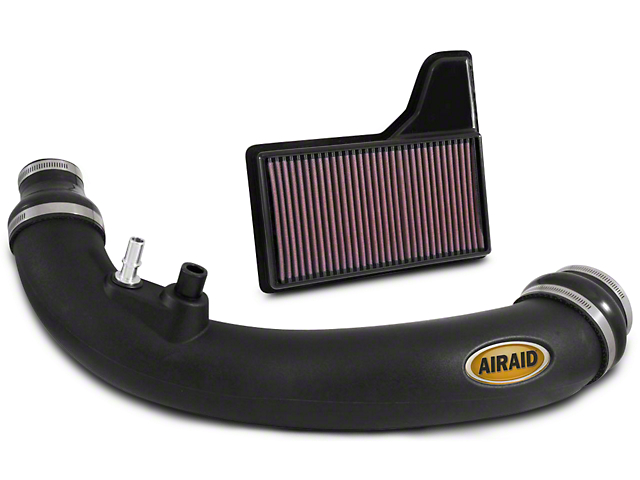 Airaid Jr. Intake Tube Kit - SynthaFlow Oiled Filter (15-17 EcoBoost)
