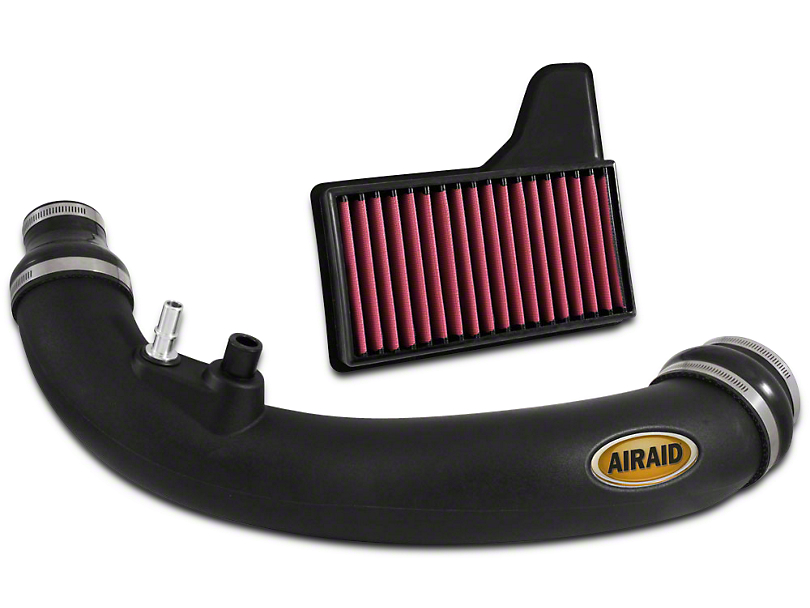 Airaid Jr. Intake Tube Kit w/ SynthaMax Dry Filter (15-17 EcoBoost)