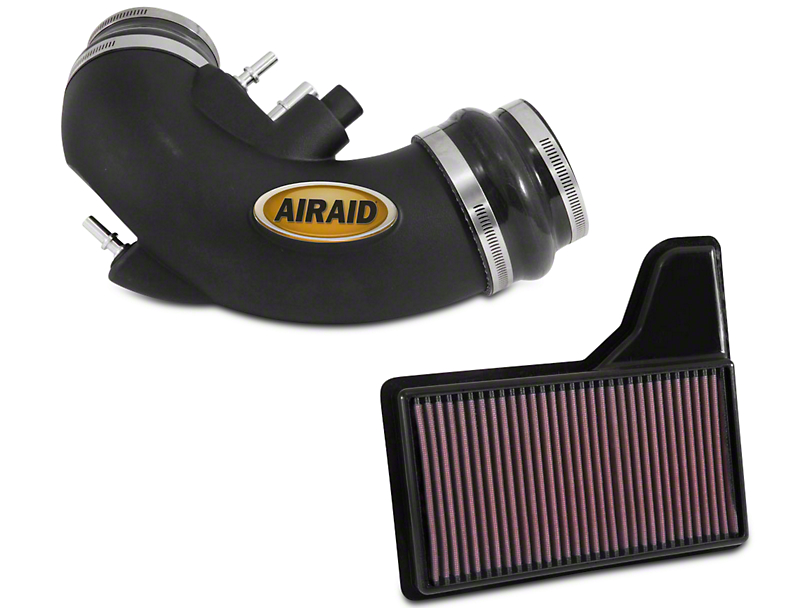 Airaid Jr. Intake Tube Kit - SynthaFlow Oiled Filter (15-17 GT)