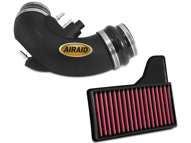 Airaid Jr. Intake Tube Kit - SynthaMax Dry Filter (15-17 GT)