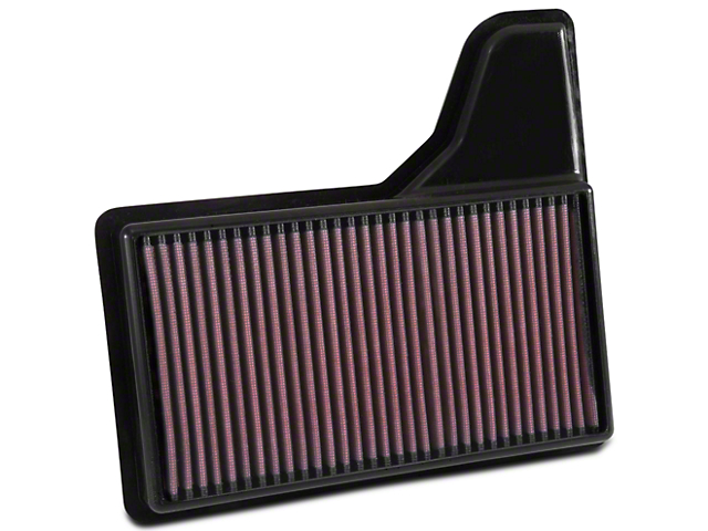 Airaid Direct Fit Replacement Air Filter - SynthaFlow Oiled Filter (15-17 GT, EcoBoost, V6)