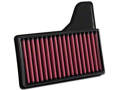 Airaid Direct Fit Replacement Air Filter - SynthaMax Dry Filter (15-18 GT, EcoBoost, V6)