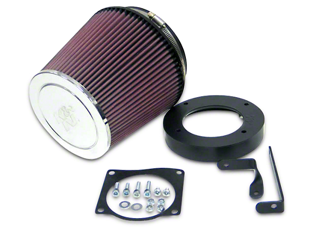 K&N Series 63 AirCharger Performance Cold Air Intake (96-02 GT; 99-01 Cobra)