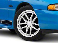 Rovos Cape Town Satin Silver Wheel; 18x9 (94-98 All)