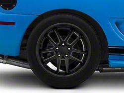 Rovos Cape Town Satin Black Wheel - 18x10.5 - Rear Only (94-04 All)