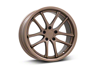 Rovos Cape Town Satin Bronze Wheel - 18x9 (94-04 All)