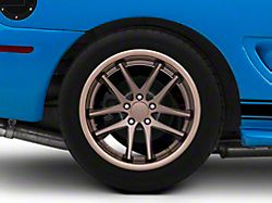 Rovos Cape Town Satin Bronze Wheel - 18x10.5 - Rear Only (94-04 All)