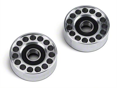 Steeda Billet Idler Pulleys (15-17 GT)
