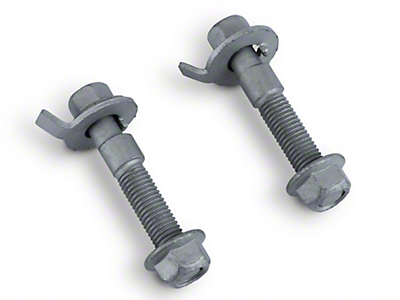 Steeda Front Adjustable Camber Bolts (15-17 All)