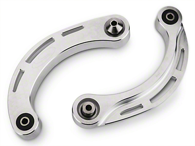 Steeda Billet Non-Adjustable Camber Arms (15-18 All)